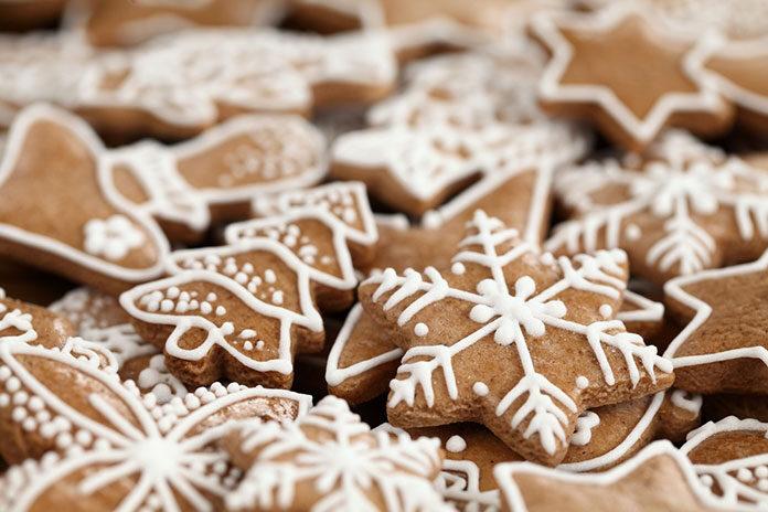 Perfekcyjne świąteczne pierniczki